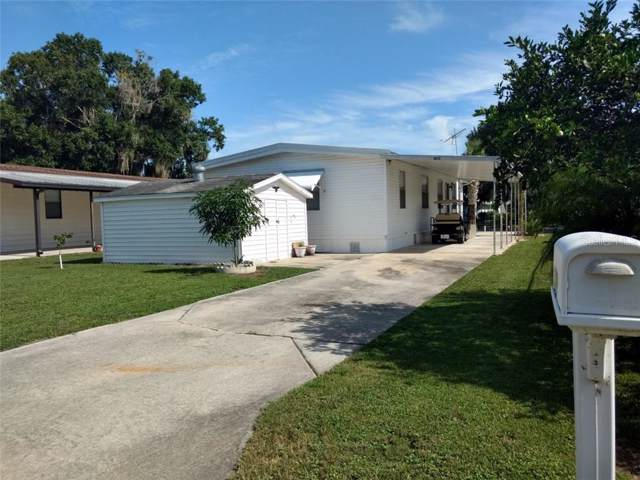 3012 Harbor Pointe Drive, Lake Wales, FL 33898 (MLS #K4900540) :: The Duncan Duo Team