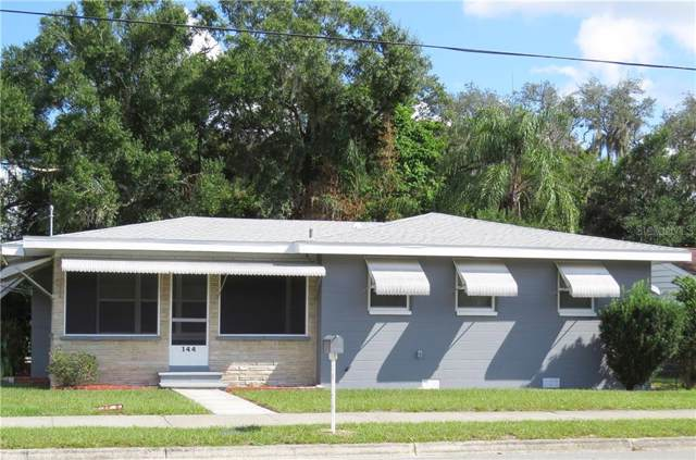 144 N Lake Avenue, Avon Park, FL 33825 (MLS #K4900645) :: Sarasota Gulf Coast Realtors