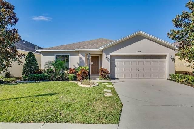 6273 Silver Leaf Lane, Lakeland, FL 33813 (MLS #K4900855) :: Cartwright Realty