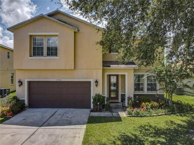 2504 Preserve Court, Mulberry, FL 33860 (MLS #K4900991) :: The Duncan Duo Team