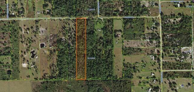 Fazzini Drive, Frostproof, FL 33843 (MLS #K4901397) :: The Paxton Group