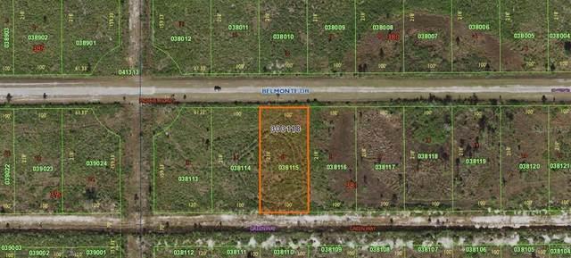 419 Belmonte Drive, Indian Lake Estates, FL 33855 (MLS #K4901490) :: Sarasota Gulf Coast Realtors