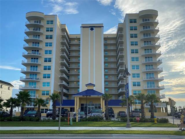 3721 S Atlantic Avenue #703, Daytona Beach Shores, FL 32118 (MLS #K4901491) :: Zarghami Group