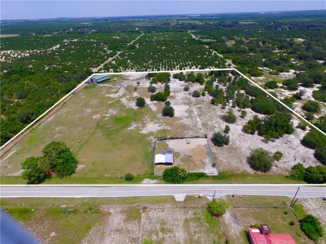 501 Libby Road, Babson Park, FL 33827 (MLS #L4715204) :: RE/MAX Realtec Group