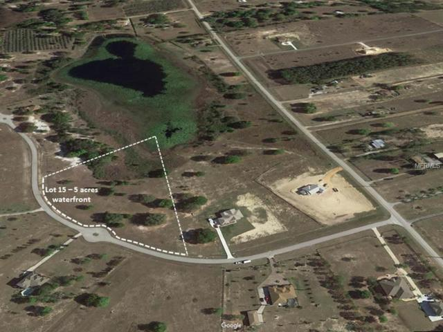 Lake Montgomery Boulevard, Clermont, FL 34715 (MLS #L4719143) :: The Duncan Duo Team
