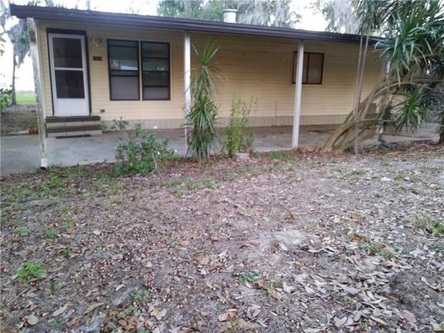 1629 S Lake Reedy Boulevard, Frostproof, FL 33843 (MLS #L4905644) :: RE/MAX Realtec Group