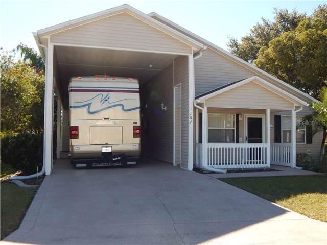 1107 Caravan Loop, Polk City, FL 33868 (MLS #L4905698) :: Lockhart & Walseth Team, Realtors