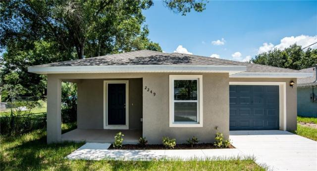 2249 E Magnolia Street, Lakeland, FL 33801 (MLS #L4909005) :: Florida Real Estate Sellers at Keller Williams Realty