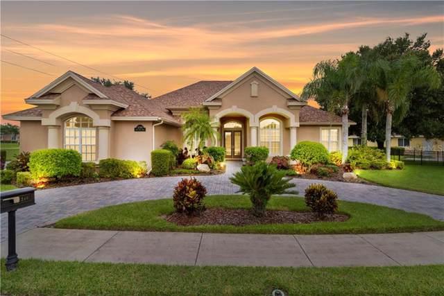 1240 Vista Hills Drive, Lakeland, FL 33813 (MLS #L4909649) :: Team Bohannon Keller Williams, Tampa Properties