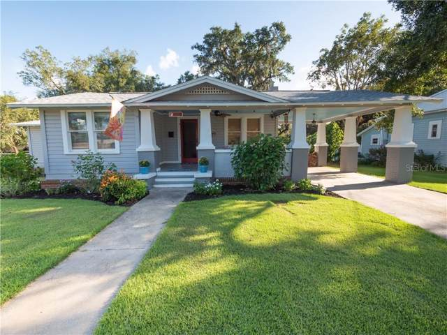 301 E Patterson Street, Lakeland, FL 33803 (MLS #L4911026) :: Gate Arty & the Group - Keller Williams Realty Smart