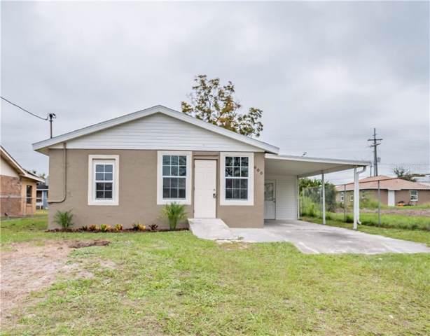 600 SE 3RD Street, Mulberry, FL 33860 (MLS #L4912335) :: Gate Arty & the Group - Keller Williams Realty Smart
