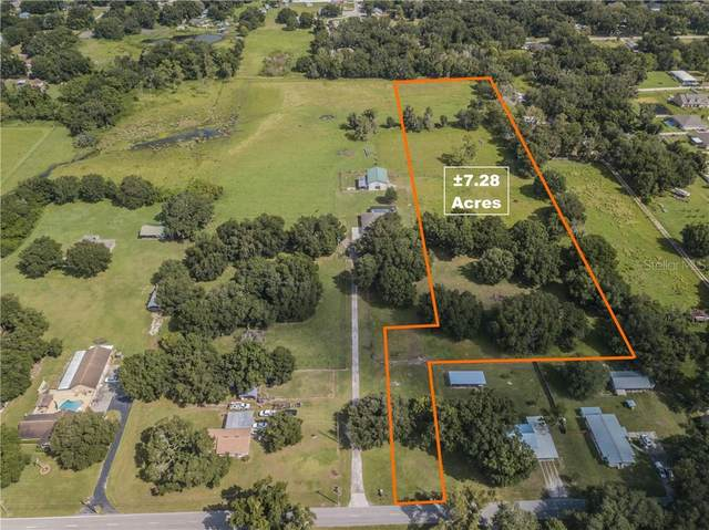Lot 1 Parker Road, Lakeland, FL 33811 (MLS #L4915688) :: Gate Arty & the Group - Keller Williams Realty Smart