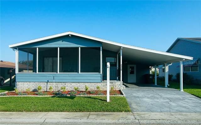 2219 Sea Island Circle N, Lakeland, FL 33810 (MLS #L4918394) :: Pepine Realty