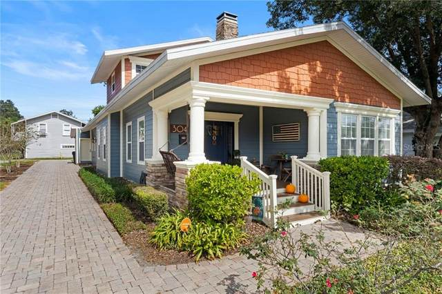 304 E Palm Drive, Lakeland, FL 33803 (MLS #L4918689) :: Realty One Group Skyline / The Rose Team