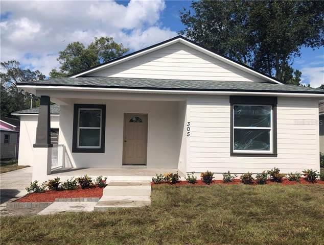 305 W 9TH Street, Lakeland, FL 33805 (MLS #L4918758) :: Team Buky