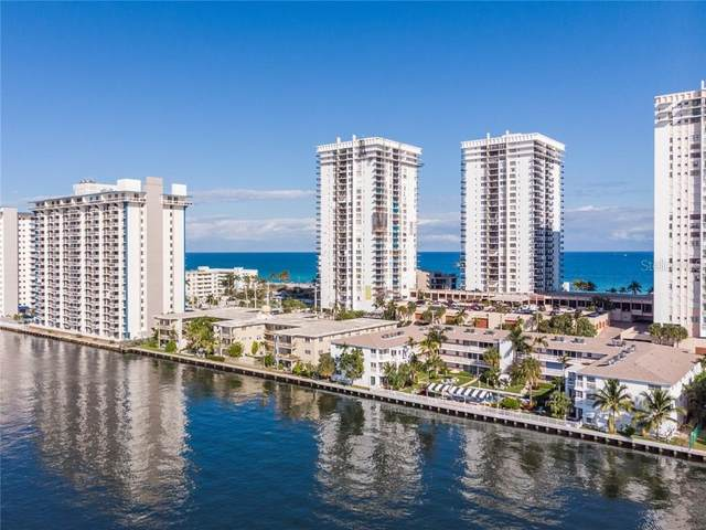 2101 S Ocean Drive #1902, Hollywood, FL 33019 (MLS #L4921606) :: Century 21 Professional Group
