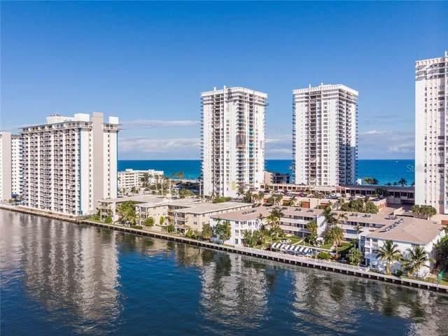 2101 S Ocean Drive #1902, Hollywood, FL 33019 (MLS #L4921606) :: Positive Edge Real Estate
