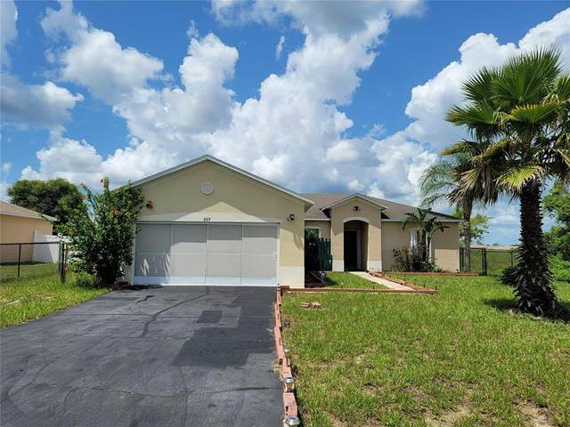 869 Colville Drive, Kissimmee, FL 34759 (MLS #L4925091) :: The Paxton Group