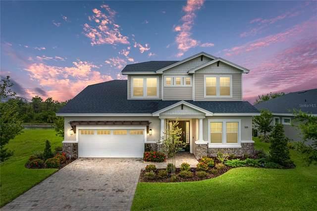 501 Adams View Lane, Auburndale, FL 33823 (MLS #L4925159) :: GO Realty