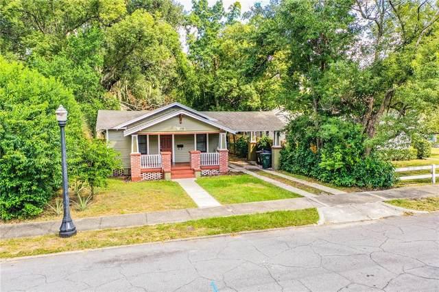 732 Park Hill Avenue, Lakeland, FL 33801 (MLS #L4925746) :: McConnell and Associates