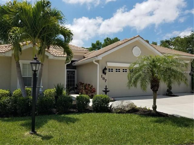 197 Valencia Lakes Drive, Venice, FL 34292 (MLS #N5915142) :: Medway Realty