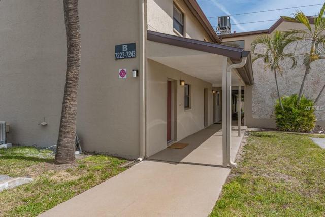 7223 Cloister Drive #111, Sarasota, FL 34231 (MLS #N5916914) :: Five Doors Real Estate - New Tampa
