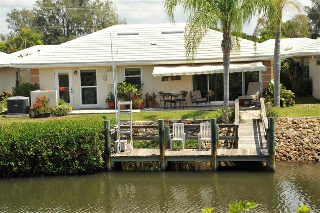 124 Villa Drive #124, Osprey, FL 34229 (MLS #N6100041) :: The Duncan Duo Team