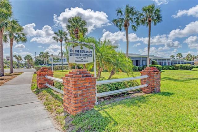 100 The Esplanade N #9, Venice, FL 34285 (MLS #N6100167) :: Team Bohannon Keller Williams, Tampa Properties