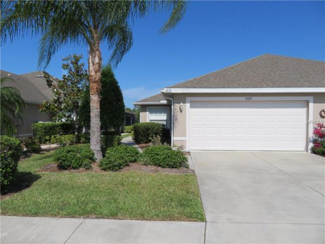 3487 Lakewood Boulevard, North Port, FL 34287 (MLS #N6100268) :: The Duncan Duo Team