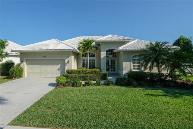 601 Mossy Creek Drive, Venice, FL 34292 (MLS #N6100359) :: Medway Realty