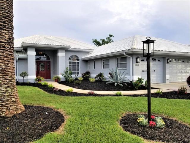 1150 Deardon Drive, Venice, FL 34292 (MLS #N6100556) :: White Sands Realty Group