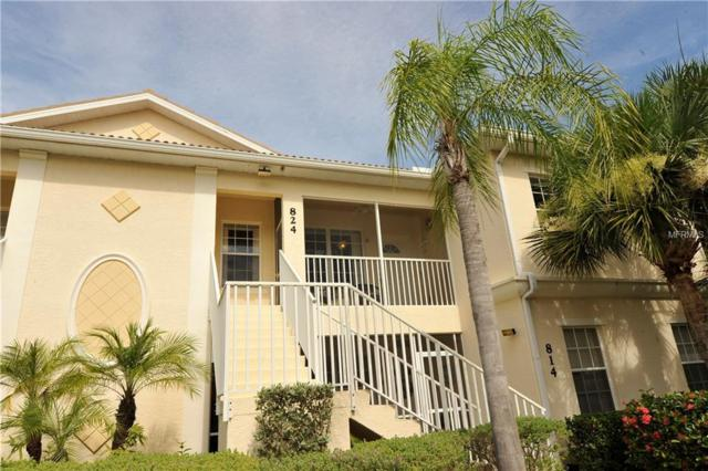 800 Gardens Edge Drive #824, Venice, FL 34285 (MLS #N6101183) :: The Duncan Duo Team
