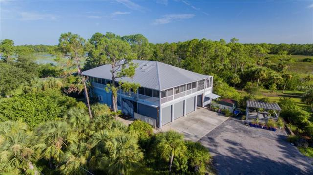 9100 Deer Court, Venice, FL 34293 (MLS #N6101615) :: Griffin Group