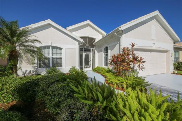 549 Misty Pine Drive, Venice, FL 34292 (MLS #N6101832) :: The Duncan Duo Team