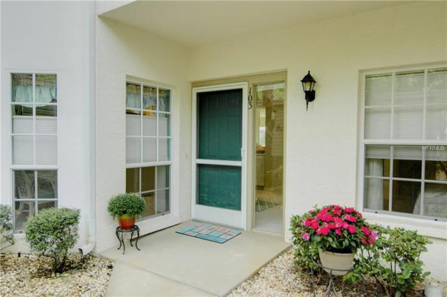406 Laurel Lake Drive #103, Venice, FL 34292 (MLS #N6102040) :: Medway Realty