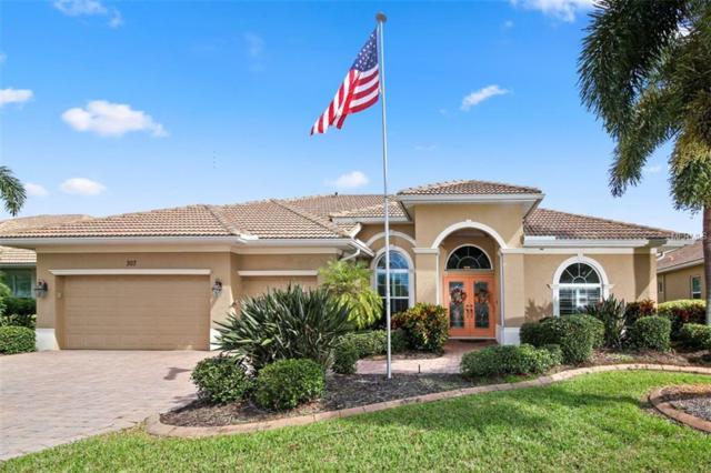 307 Marsh Creek Road, Venice, FL 34292 (MLS #N6102604) :: Medway Realty
