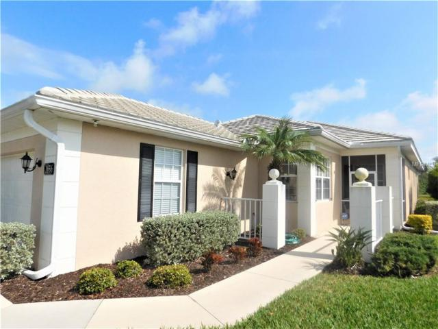 1656 Monarch Drive #1656, Venice, FL 34293 (MLS #N6104002) :: Florida Real Estate Sellers at Keller Williams Realty