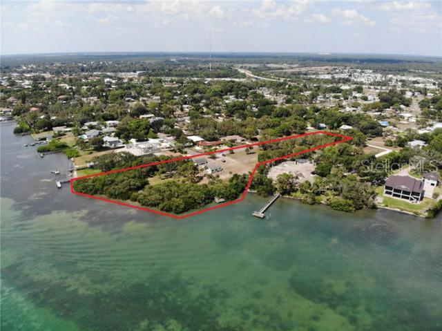 1411 Bayshore Road, Nokomis, FL 34275 (MLS #N6105332) :: The Edge Group at Keller Williams