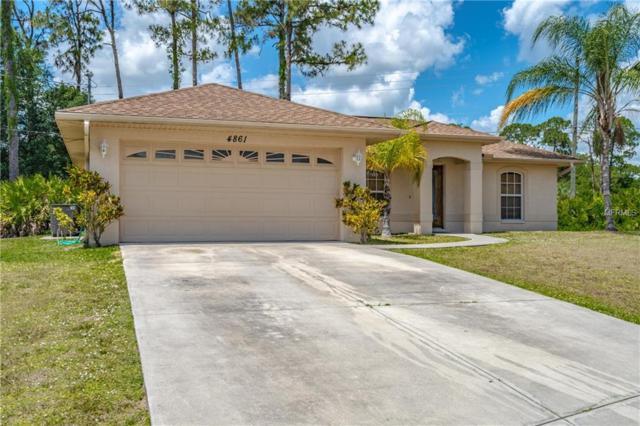 4861 Weatherton Street, North Port, FL 34288 (MLS #N6105420) :: Team Bohannon Keller Williams, Tampa Properties