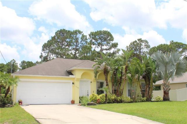 1560 Maile Street, North Port, FL 34288 (MLS #N6105575) :: Team Bohannon Keller Williams, Tampa Properties