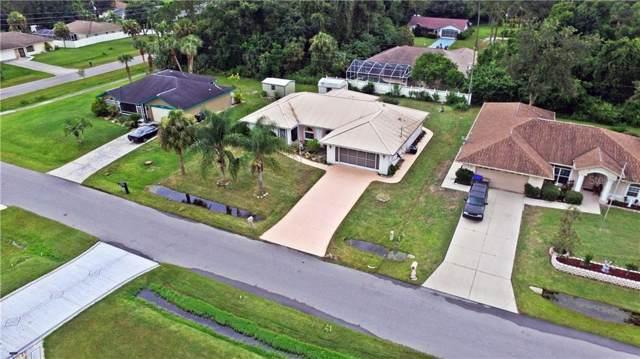 4035 Sandune Avenue, North Port, FL 34287 (MLS #N6106485) :: Medway Realty