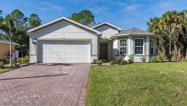 2035 Zuyder Terrace, North Port, FL 34286 (MLS #N6106707) :: Team Bohannon Keller Williams, Tampa Properties