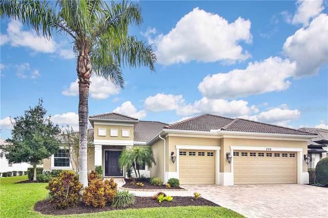299 Marsh Creek Road, Venice, FL 34292 (MLS #N6108303) :: GO Realty