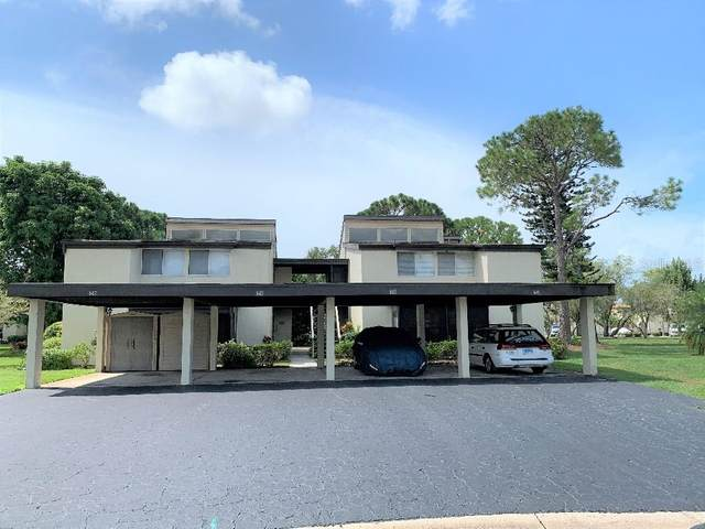 643 White Pine Tree Road #32, Venice, FL 34285 (MLS #N6110499) :: Team Buky