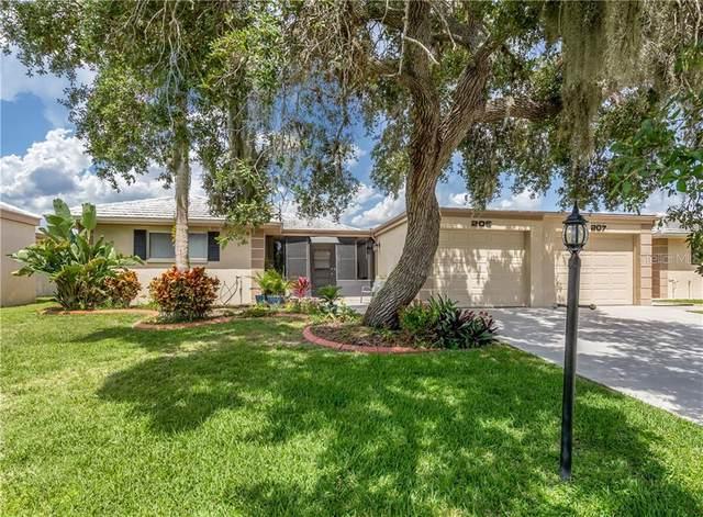 206 Tina Island Drive #206, Osprey, FL 34229 (MLS #N6110890) :: Armel Real Estate