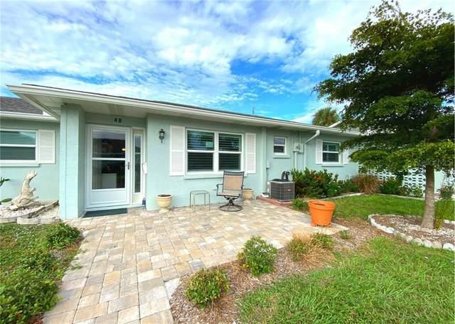 1025 Beach Manor Circle #48, Venice, FL 34285 (MLS #N6111725) :: Team Buky