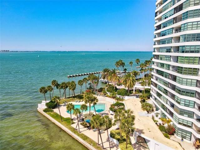 888 Blvd Of The Arts #308, Sarasota, FL 34236 (MLS #N6113987) :: Zarghami Group