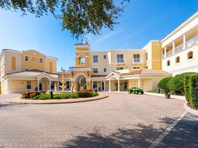 14041 Bellagio Way #415, Osprey, FL 34229 (MLS #N6113992) :: Prestige Home Realty