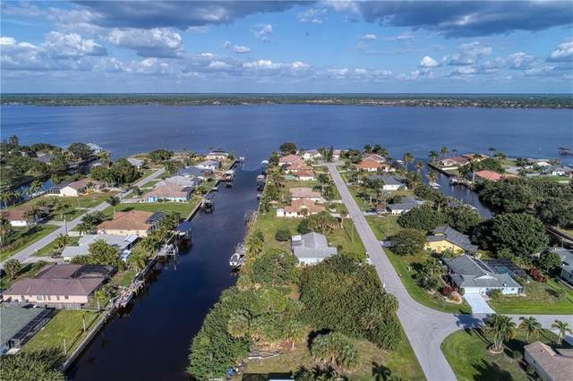 2547 Dixon Terrace, Port Charlotte, FL 33981 (MLS #N6114061) :: Bob Paulson with Vylla Home