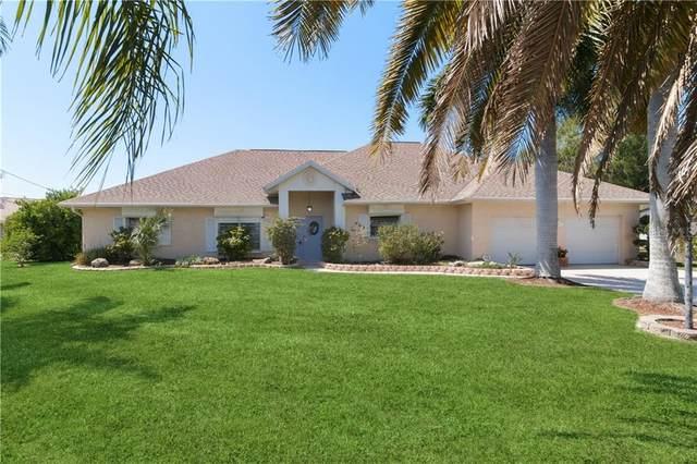 110 Lyons Bay Road, Nokomis, FL 34275 (MLS #N6114433) :: The Hesse Team